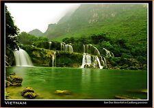 VIETNAM POSTCARD - BAN DOC WATERFALL IN CAO BANG PROVINCE MNH E27