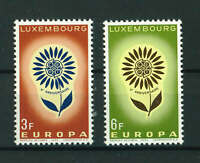 Luxembourg 1964 Europa full set of stamps. MNH. Sg 744-745.