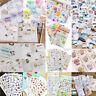 Hot Calendar Scrapbook Album Diary Book Decor DIY Paper Planner Sticker Craft