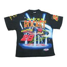 Vintage Yates Rocket Nascar #28 Texaco Havoline T-Shirt Sz L