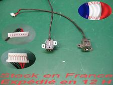 Connecteur dc jack power Packard Bell Easynote ALP-MANA