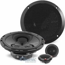 "Rockford Fosgate Punch P165-SI 6.5"" 240W 2-Way Component Car Speaker System"
