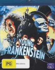Young Frankenstein Blu-ray Region B Aust Post