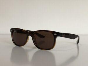 Ray Ban RJ 9052S 152/73 Junior Kid's Havana Brown Gradient Sunglasses 47-15-125