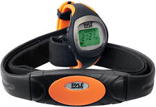 Pyle Heart Rate Monitor Watch W/Maximum/Average Heart Rate and Calorie Counter