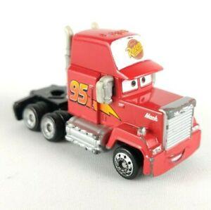 TOMY Tomica Disney Pixar Cars Mack Rusteze Lightning McQueen's Truck 2014