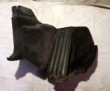 TEPPICH FUSSRAUM AUDI V8 D11 4C Verkleidung Abdeckung Fussablage Cover Carpet
