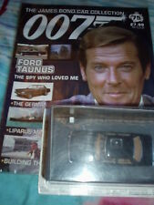 JAMES BOND CAR COLLECTION # 75 FORD TAUNUS @ MAGAZINE