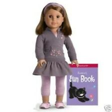 American Girl *LICORICE PLAY OUTFIT & BOOK* NIP~Retired~FAST SHIP