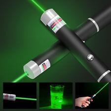 Military High Power 650nm 1mW Green Laser Pointer Laser Pen Visible Beam Light