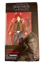 NEW Star Wars HAN SOLO # 62 The Black Series Action Figure New Sealed In Box