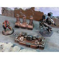 Armorcast BattleTech RoboTech AC2007 1/285th Cooling & Air Processor Unpainted