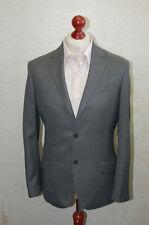 "Men's Grey Herringbone Sports Jacket. Sample. 40""."