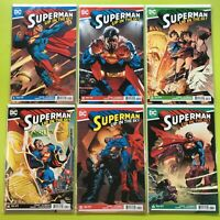 Superman Up in the Sky #1-6 Complete Lot DC Comics Tom King Kubert DC NM 9.4