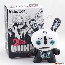 Kidrobot Dunny 2010 2tone series vinyl figure by Ryan Bubnis with original box