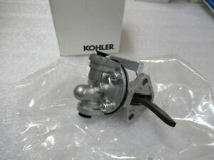 A6 Genuine Kohler 250858 Pump Assembly OEM New Factory Generator Parts