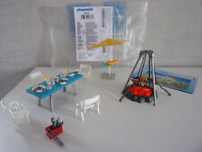 Playmobil Ergänzungen & Accessoire - 9818 Cabane Barbecue Avec