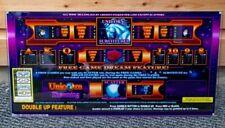 More details for aristocrat unicorn dreaming casino / slot machine display board #1