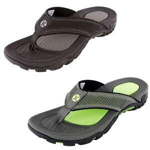 Men's Kaiback Drifter Sandal - Sport Flip Flop With Tough Tread