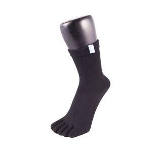 ToeToe Running Socks Glove Style for Barefoot Shoes Prevent Blisters Over Ankle