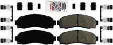 Disc Brake Pad Set-4WD Front Autopartsource PTM833