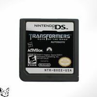 Transformers Dark of the Moon Autobots [Nintendo DS Robots 3rd Person Shooter US
