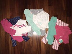 Girls size 24 Months Lot Carter's Brand