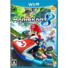 Nintendo Wii U Mario Kart 8 Japanese Game New