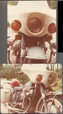Vintage Photos Moto Guzzi Motorcycle 737426