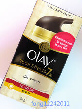 New Olay Total Effects 7-in-1 Anti-Aging Cream Spf15 *50g*