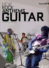 Partition+CD pour voix - New Rock Anthems