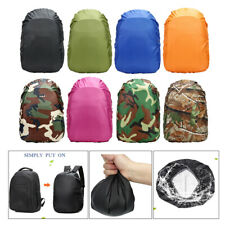 Waterproof Rain Cover for Travel Hiking Rucksack Backpack Bag Pack Dustproof 35L