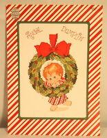 Angel Dumplin Christmas Cross Stitch Leaflet-Designs by Gloria & Pat 1983