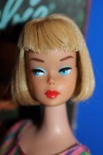 Vintage American Girl Barbie-Original Rare Platinum   Blonde-  Box w Wrist Tag