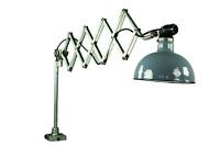 Rademacher Tisch Scheren Leuchte Telegrafen Lampe Desk Scissor Lamp 30er-50er