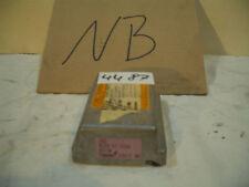 Airbagsteuergerät  Airbag  Naldec  SAS  NC3057K3XA  NC3057K3XB  mx5 NB Nr.4487