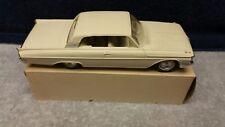 Vintage 1961Mercury Monterey Dealer Promo in White with Box