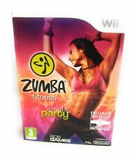 ZUMBA FITNESS Wii (UK IMPORT) PAL [REGION 2] - Game Only New Sealed
