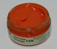 Schuhcreme TRG orange Orange (128) 50 ml kostenloser Versand     (13,98 €/100ml)