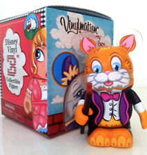 """DISNEY VINYLMATION 3"""" NURSERY RHYMES SERIES HEY DIDDLE THE CAT & THE FIDDLE TOY"""
