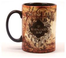 Universal Wizarding World Harry Potter Marauders Map Coffee Mug Exclusive NEW