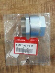 OEM Honda Rear axle lock nut assembly TRX 250 TRX 300 TRX 400 TRX 450 ATC 250 R