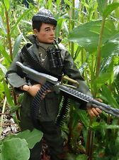 Vintage Action Man BRITISH Commando Soldier Palitoy