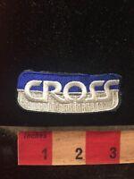 CROSS Brand Advertising Patch 81V8