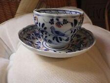 tasse et soucoupe porcelaine allemande de rauenstein ancienne