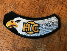 1997 Harley Davidson Owners Group HOG  Patch