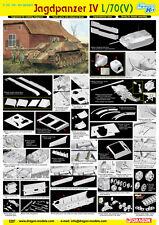 1/35 Dragon Jagdpanzer IV L/70(V) #6397