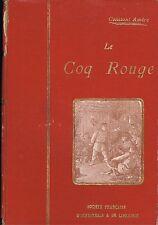 Le COQ ROUGE ou deux Petites Parisiennes en Russie de Constant AMÉRO circa 1895