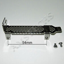 Low Profile Bracket For IBM ServeRAID M1015 M5014 M5015 HP Smart Array P410 Card