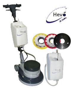 Einscheibenmaschine Hevo-Pro-Line® BF 43 mit Zubehör